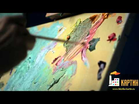 Видео отзыв картины