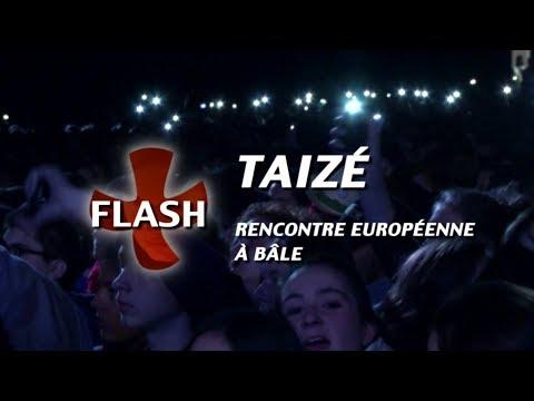 """Taizé: lancement du """"pèlerinage de confiance sur la terre"""" à Bâle"""