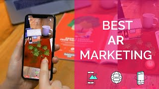 "(Video) ""Best Augmented Reality Marketing Experiences 2019"""