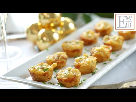Beth's Bacon Mac & Cheese Bites | ENTERTAINING WITH BETH
