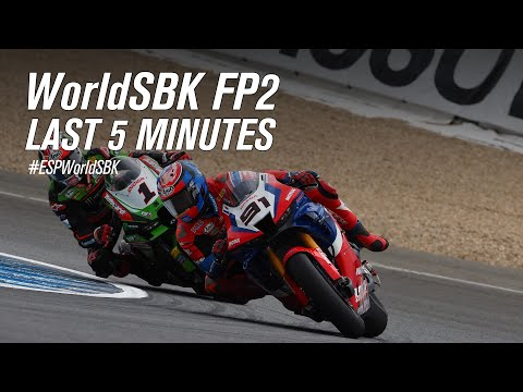 スーパーバイク世界選手権 SBK 第10戦スペイン(ヘレス・サーキット)FP2のハイライト動画