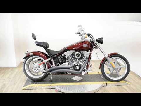 2008 Harley-Davidson Softail® Rocker™ in Wauconda, Illinois - Video 1