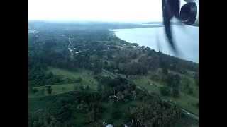 preview picture of video 'FLYING in Vanuatu | Landing in Port Vila'