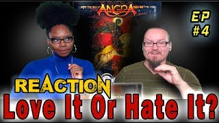 """Angra - Temple of Hate (REACTION) """"Love it or Hate it?"""""""