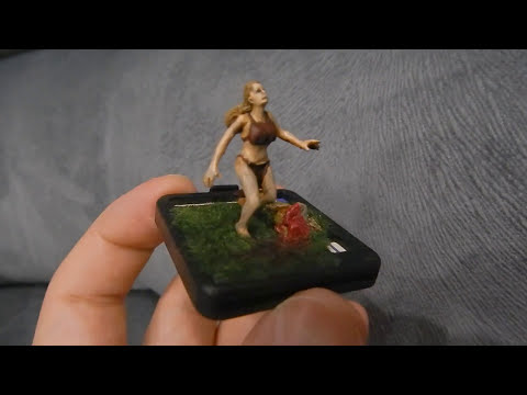 Mansions of Madness plus Call of the Wild Full Painted miniatures