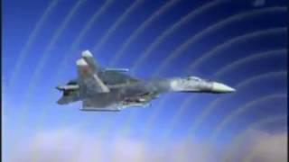 Как наши пилоты Су 27 издеваются над радарами НАТО
