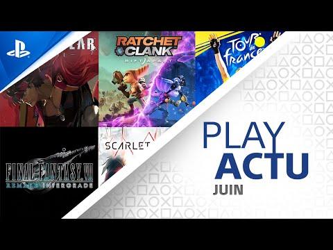 Musique de la pub PlayStation Ratchet & Clank: Rift Apart, Virtua Fighter 5, Operation: Tango I Les sorties de juin I Play Actu Mai 2021