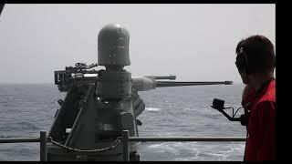 USS Abraham Lincoln (CVN 72)  Live Fire UNITED STATES