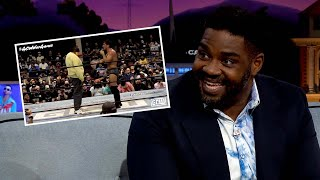 Ron Funches Is Really Going to Wrestle a Wrestler
