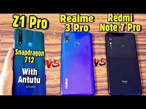Download Realme 3 Pro Vs Redmi Note 7 Pro Vs Poco F1 Game Space Vs
