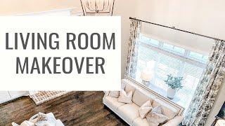 Interior Design | Living Room Makeover