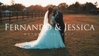 Beautiful Disney/Star Wars Themed Wedding At Wishing Well Barn In Florida