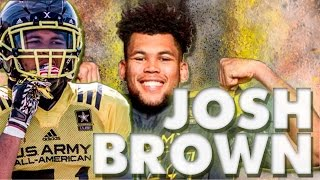 Josh Brown | Mallard Creek High School | LB | Senior | U.S. Army All-American Bowl