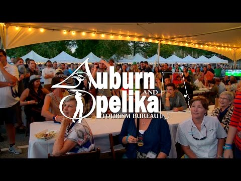 Fall Events in Auburn-Opelika