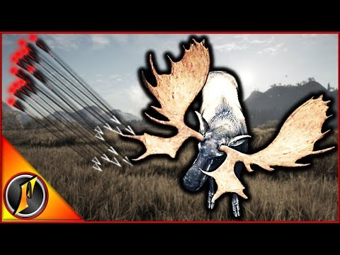 Hunting with the New Bow & Tracers! | theHunter Call of the Wild