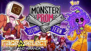 Monster Prom: Second Term - The Dojo (Let's Play)