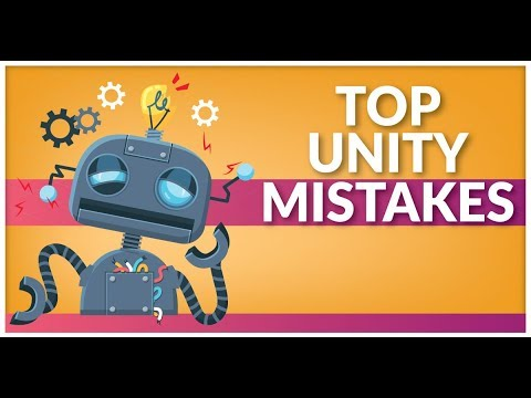 Unity3D Mistakes I wish I'd known to avoid