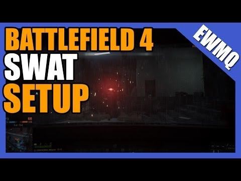 Das Battlefield 4 SWAT Setup - EWMQ BF4