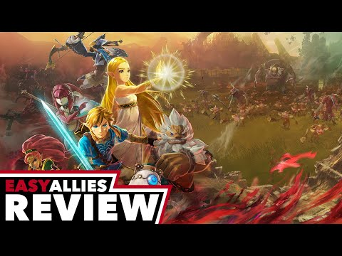 Hyrule Warriors Age Of Calamity Critic Reviews Opencritic