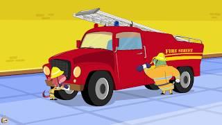 Rat-A-Tat |'Fireman Don And Fire engine Truck &  Rat House'| Chotoonz Kids Funny Cartoon Videos