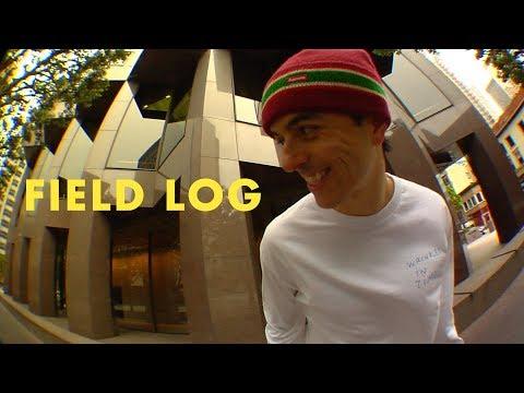 FIELD LOG - WEST COAST TOUR