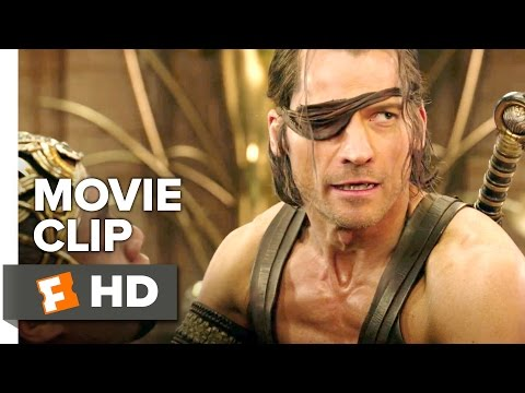 Gods of Egypt Movie CLIP - I Outnumber You (2016) - Gerard Butler Adventure Movie HD