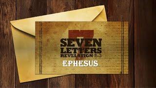 Ps Danny Pang –  1. Ephesus (7 Churches of Revelation)