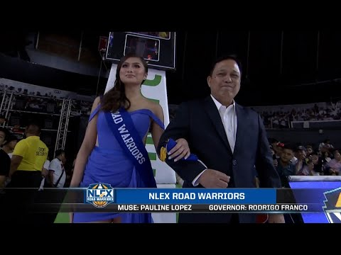 [Sport5]  NLEX Road Warriors | PBA Season 45 Opening