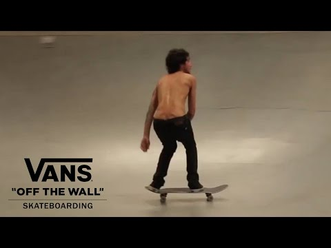 Daro Mattarollo at Vans Headquarters | Skate | VANS