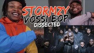 STORMZY - VOSSI BOP - REACTION/DISSECTED