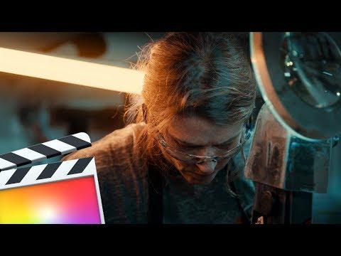 Final Cut Pro X Tutorial - Get Cinematic Look