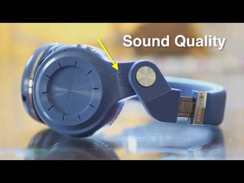 Best $30 Bluetooth Headphones? Bluedio Turbine T2 Review