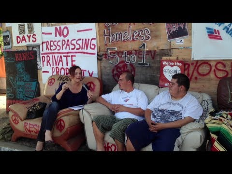 Texas Tar Sands, Foreclosure Forts, and Pay 2 Play (The Undercurrent)