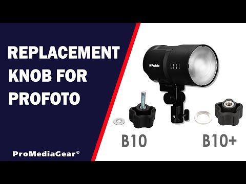 Promediagear Replacement Knob for Profoto B10 Plus OCF Flash Head (A35)