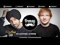VALENTINES FRENZY (feat. Diljit Dosanjh & Ed Sheeran)   |  DJ FRENZY  |  Latest Punjabi Songs 2017