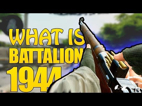 What Is Battalion 1944?