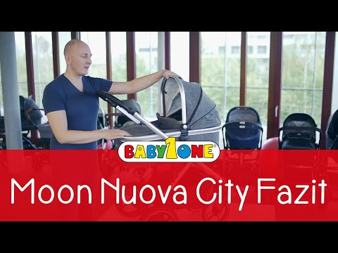 Kombi-Kinderwagen Moon Nuova City - das BabyOne Fazit