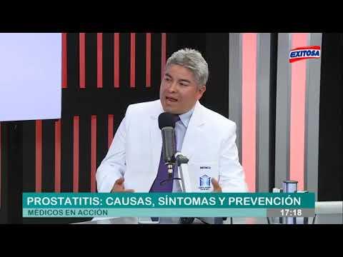Antibiotici popolari per la prostatite