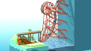 Poly Bridge Is The Easiest Game in The History Of Easy Games...