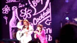 "CMA Fest, The Judds, "" Girls night out"""