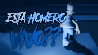 ¿ESTA HOMERO VIVO? LOS SIMPSONS CREEPY - NUEVA ACTUALIZACIÓN EGGS FOR BART! CHAPTER 2