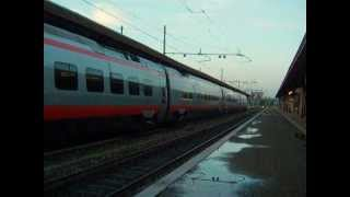 preview picture of video 'FA 9480 Roma Termini - Verona Porta Nuova a termine corsa'