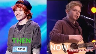 Chase Goehring THEN (x factor) And Now (Americas Got Talent)
