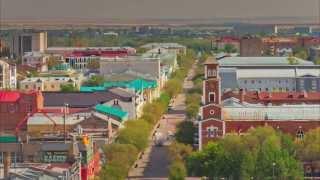 Презентационный ролик Оренбургской области