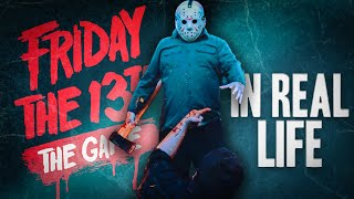 Friday The 13th: The Game Invades Reality In Hilarious New Short