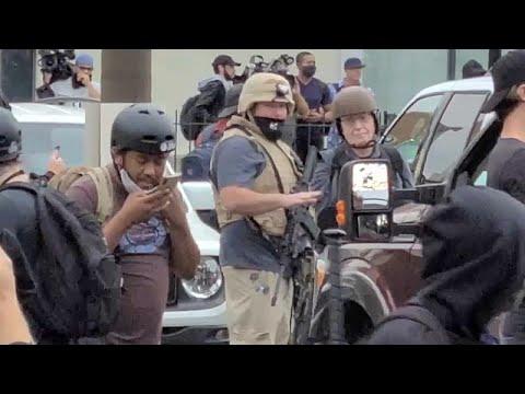 Αμερικανικές εκλογές με πολιτοφύλακες στους δρόμους