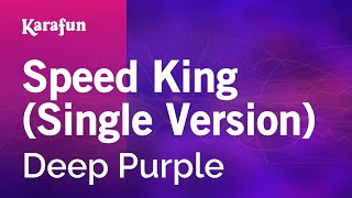 Karaoke Speed King - Deep Purple *