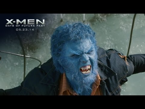 X-Men: Days of Future Past (Character Clip 'Beast')