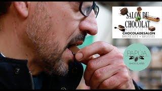 Nuestra experiencia en el Salon Du Chocolat (Bruselas)