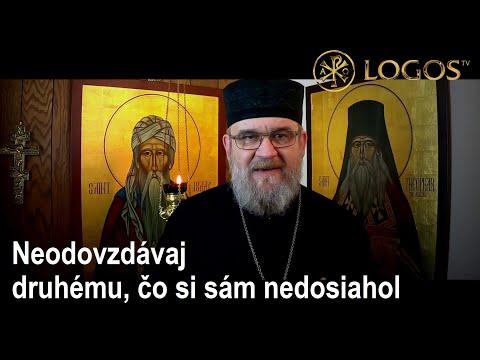 OTCOVIA PÚŠTE (143) - Sv. Izák Sýrsky - Argumentuj životom